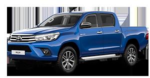 Toyota Hilux - Concessionario Toyota Montebelluna e Sedico