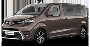 Toyota Proace Verso - Concessionario Toyota Montebelluna e Sedico