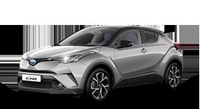 Toyota C-HR - Concessionario Toyota Montebelluna e Sedico