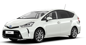 Toyota Prius+ - Concessionario Toyota Montebelluna e Sedico