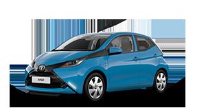 Toyota AYGO - Concessionario Toyota Montebelluna e Sedico