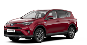 Toyota RAV4 - Concessionario Toyota Montebelluna e Sedico