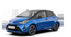 Toyota Yaris - Concessionario Toyota Montebelluna e Sedico
